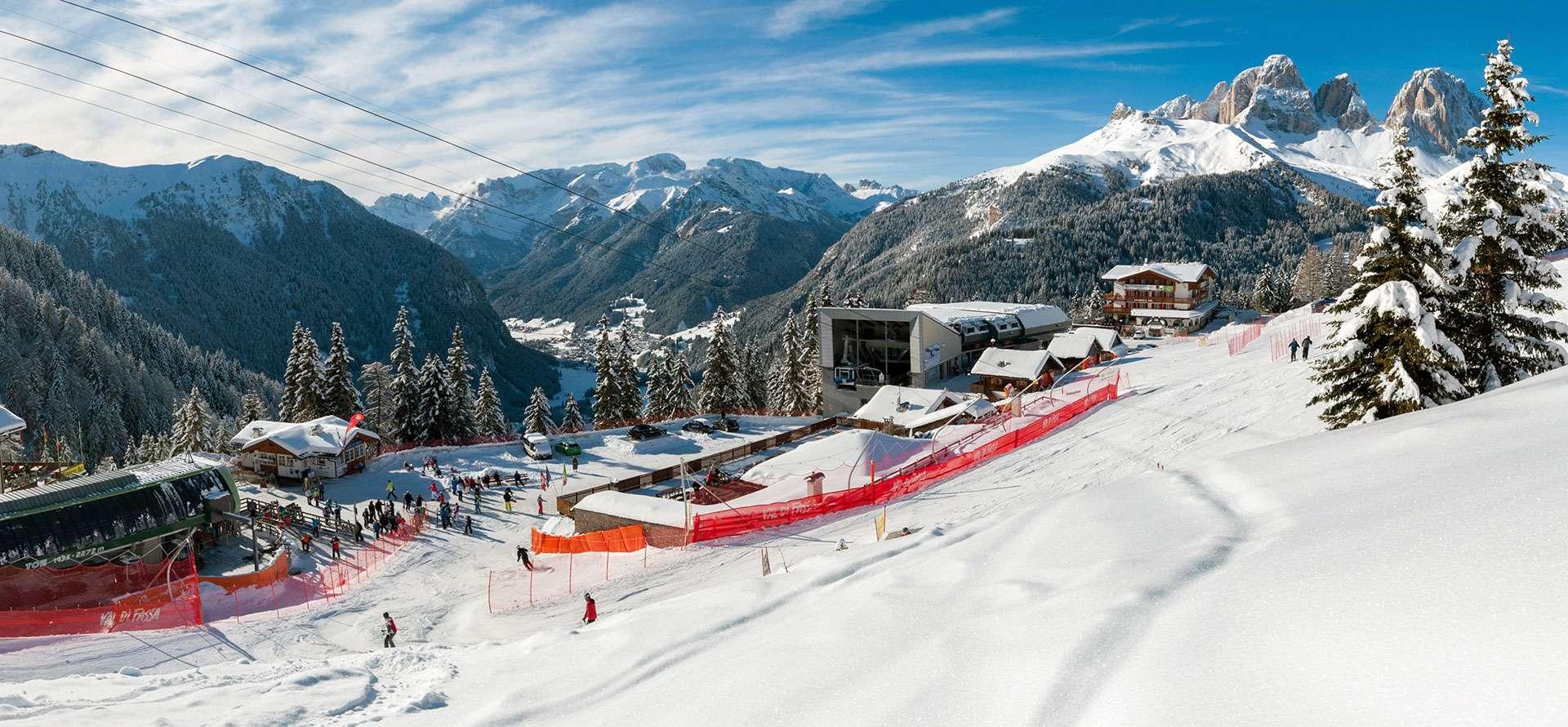 Hotel Bellavista – Canazei Fassatal Dolomiten
