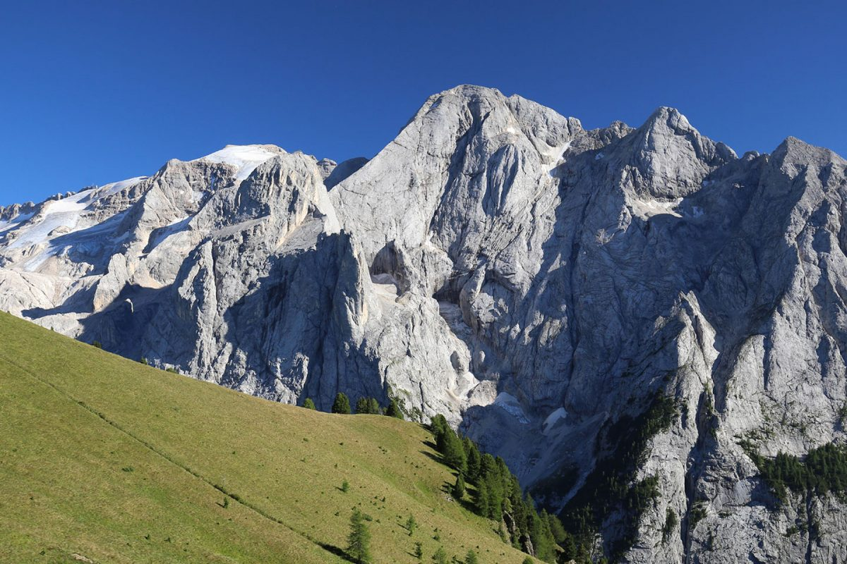 The magic of the Dolomites
